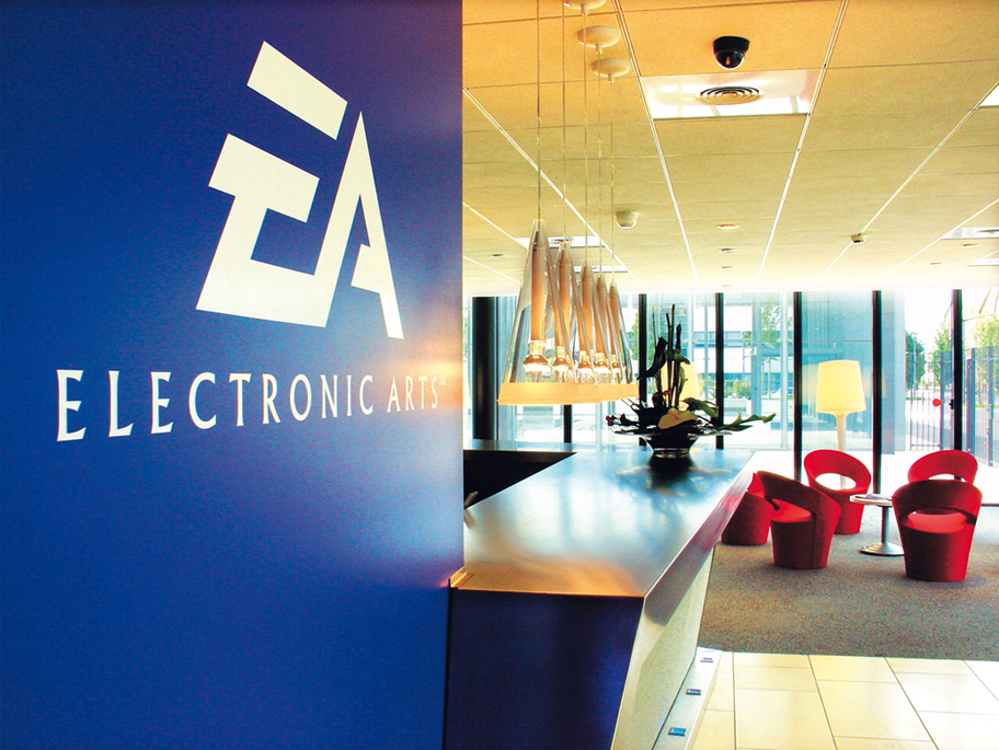 inout electronic arts | Metalarte