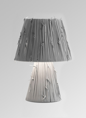 shoelaces table | Metalarte