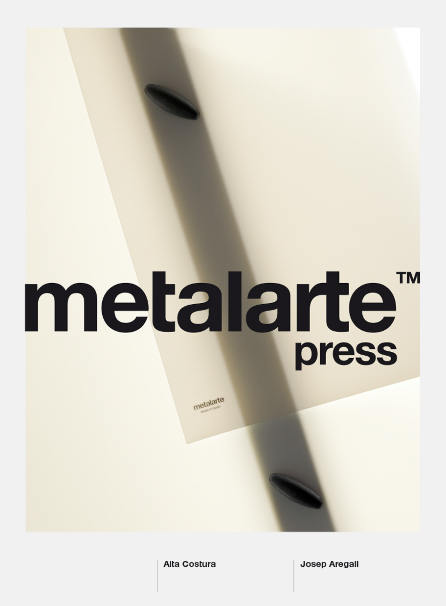 alta costura press | Metalarte